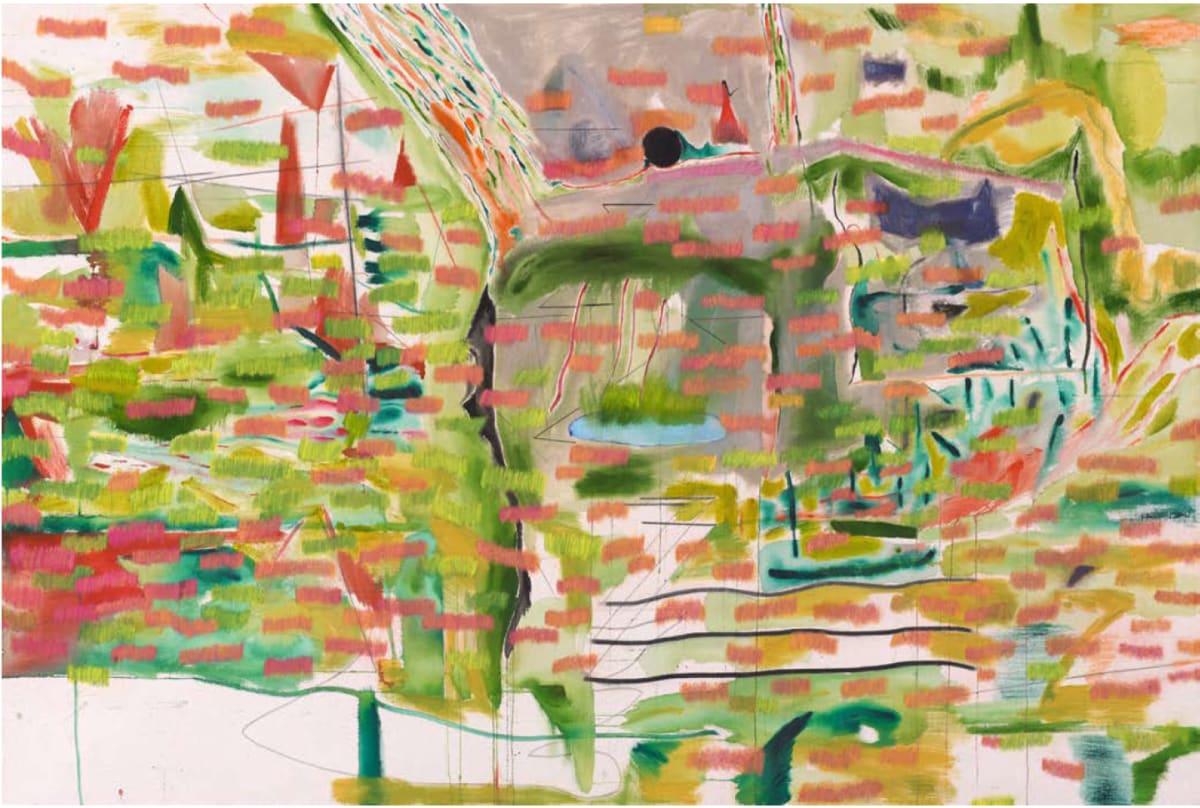Liu Hsin-Ying, Landscape II, 2018