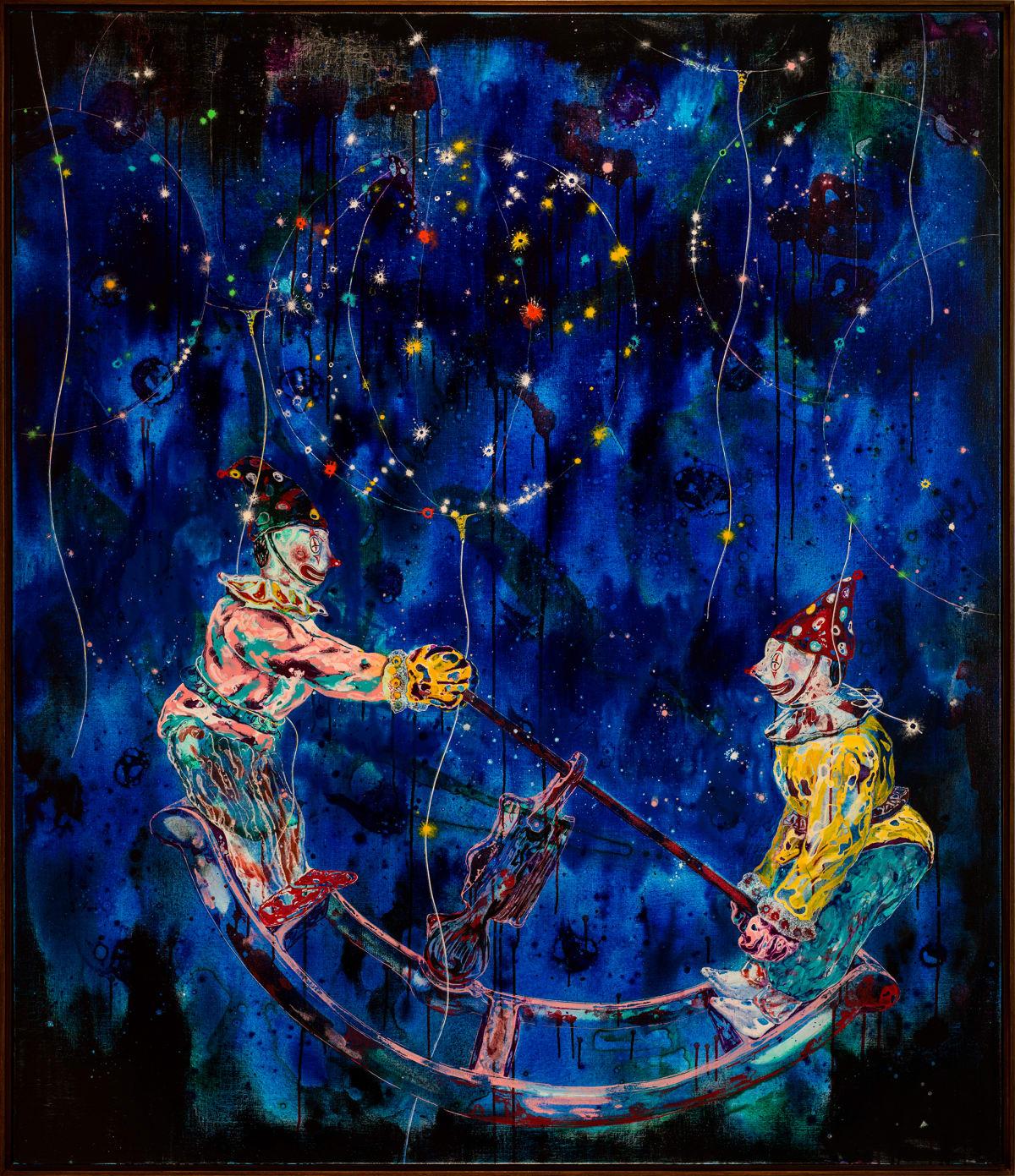 Wang Liang-Yin, Balance Practicing