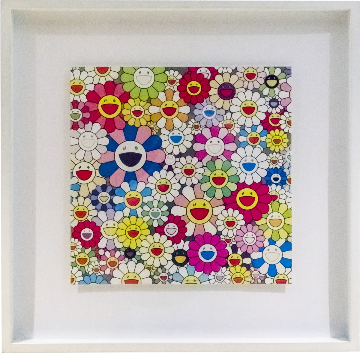 Takashi Murakami, Such Cute Flowers, 2011