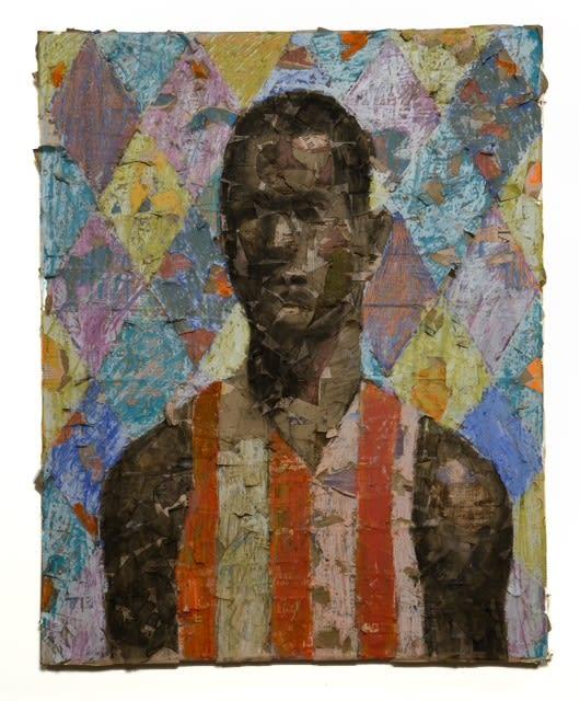 Derek Fordjour, No. 98, 2014