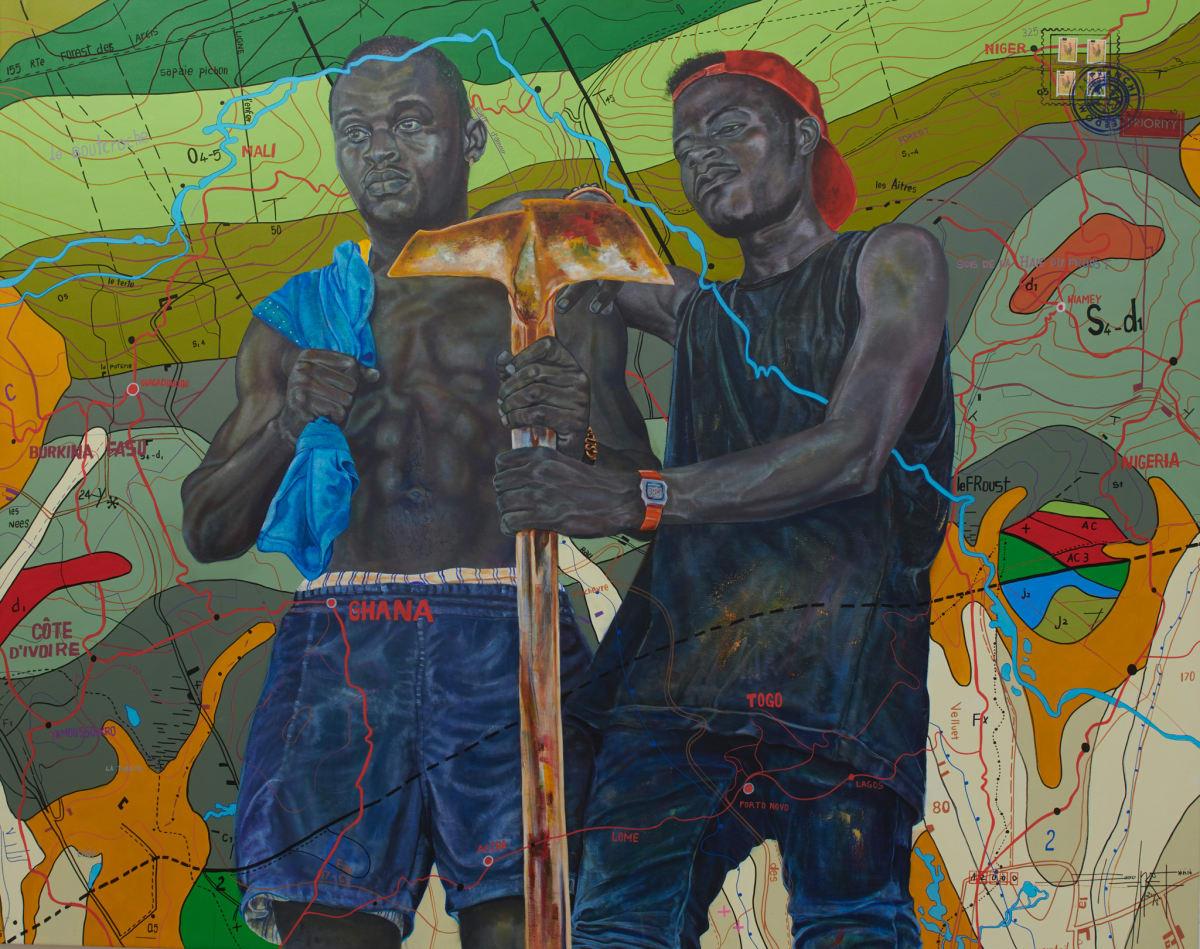 Jean David Nkot, www.together.com.fc, 2018
