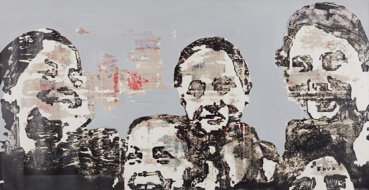 Armand Boua, Enjaillement du Gbonhi no.1, 2019