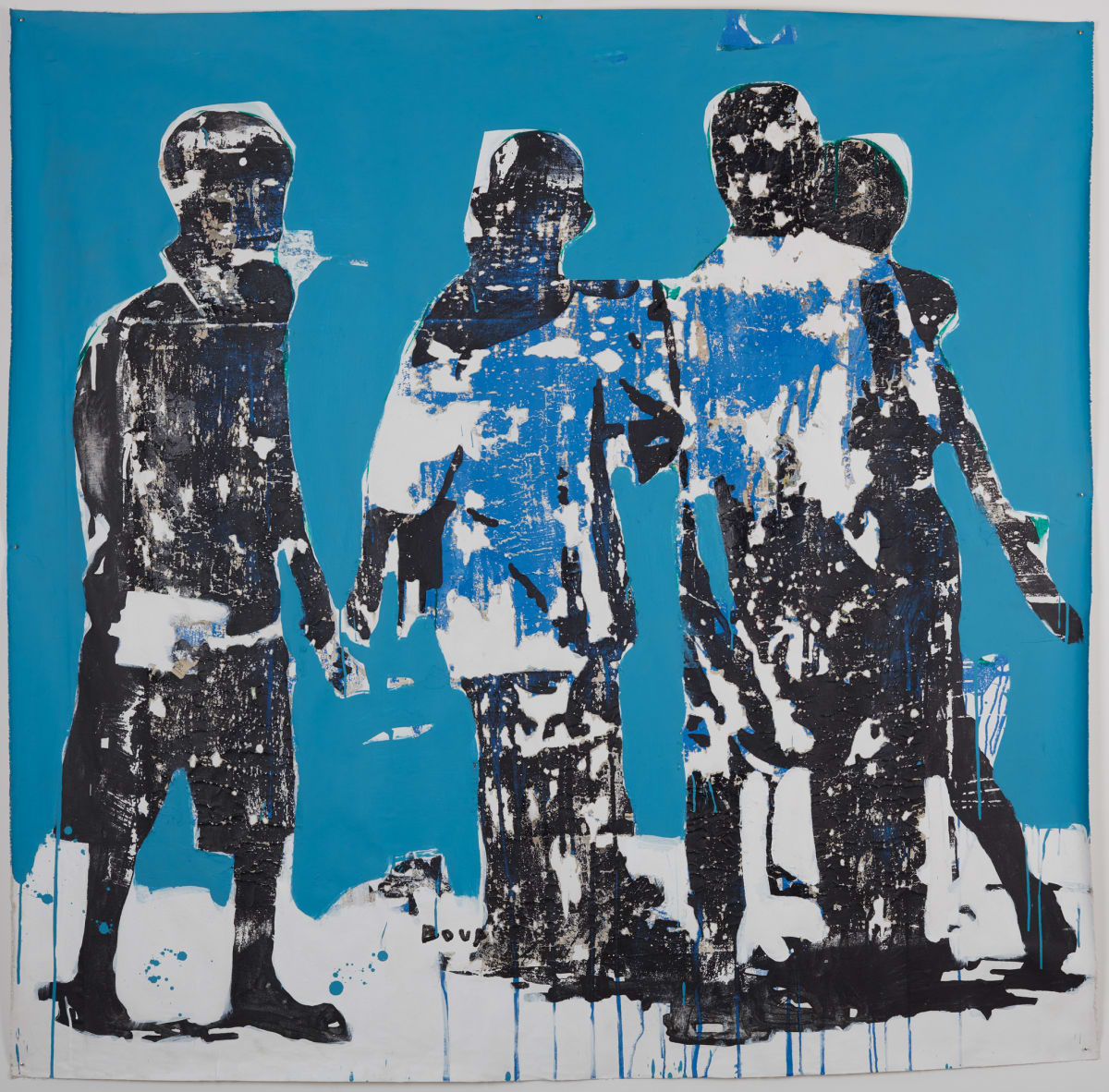 Armand Boua, Untitled, 2019