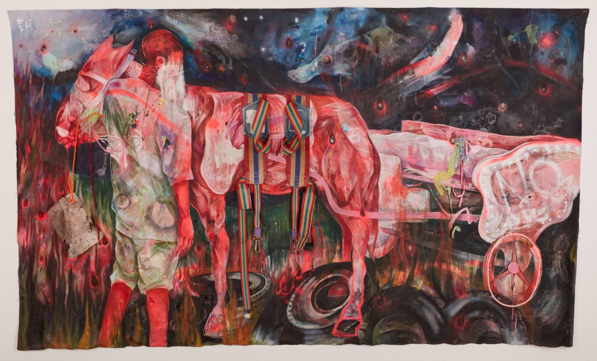 Lavar Munroe, Witness, 2018