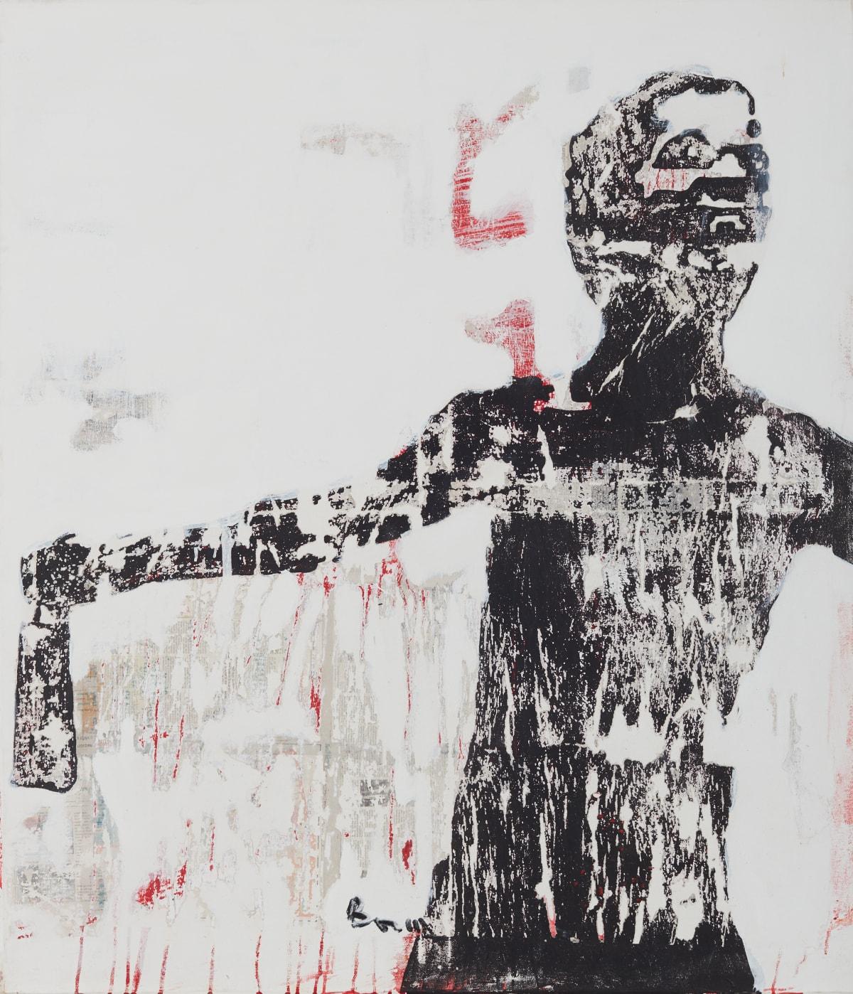 Armand Boua, Enjailler, 2019