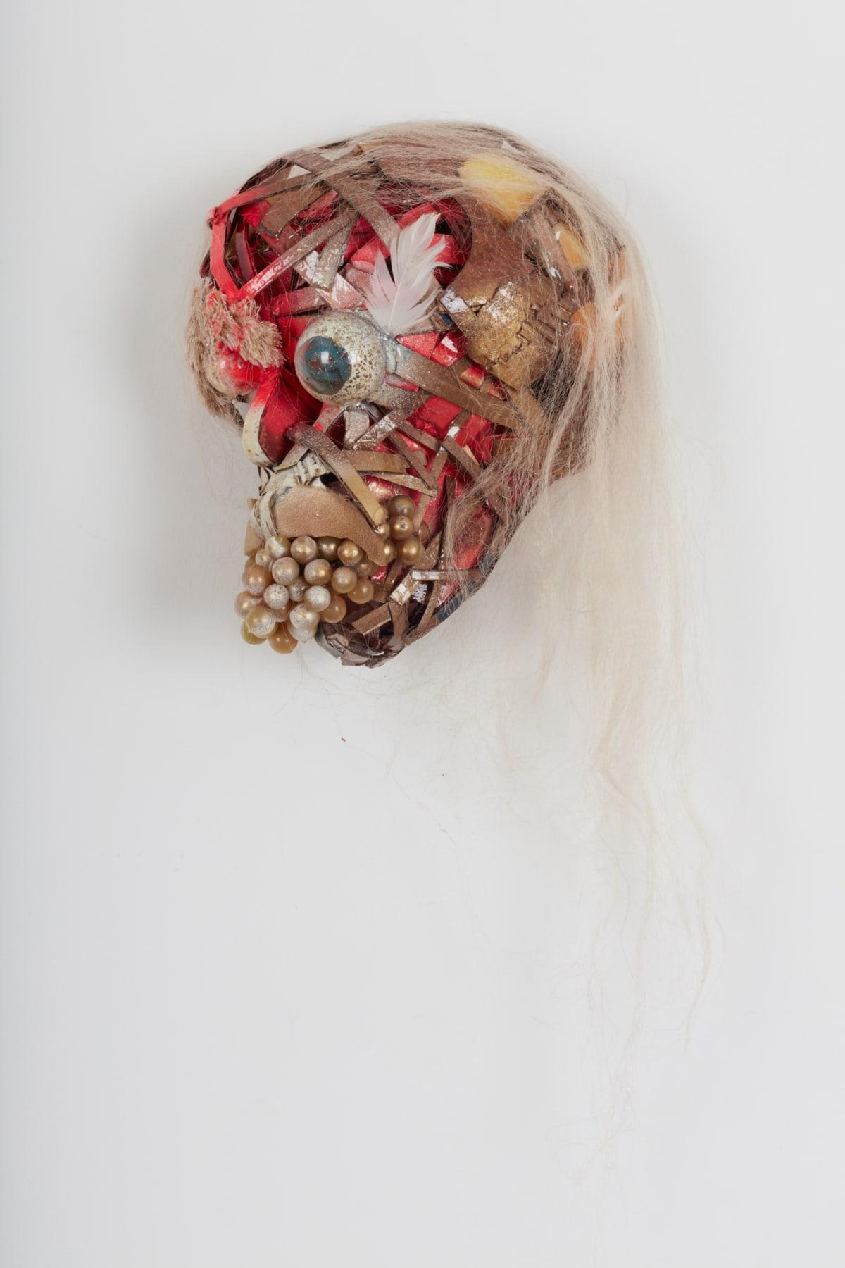 Lavar Munroe, Small Solider War Mask: Major, 2018