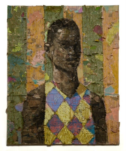 Derek Fordjour, No. 96, 2014
