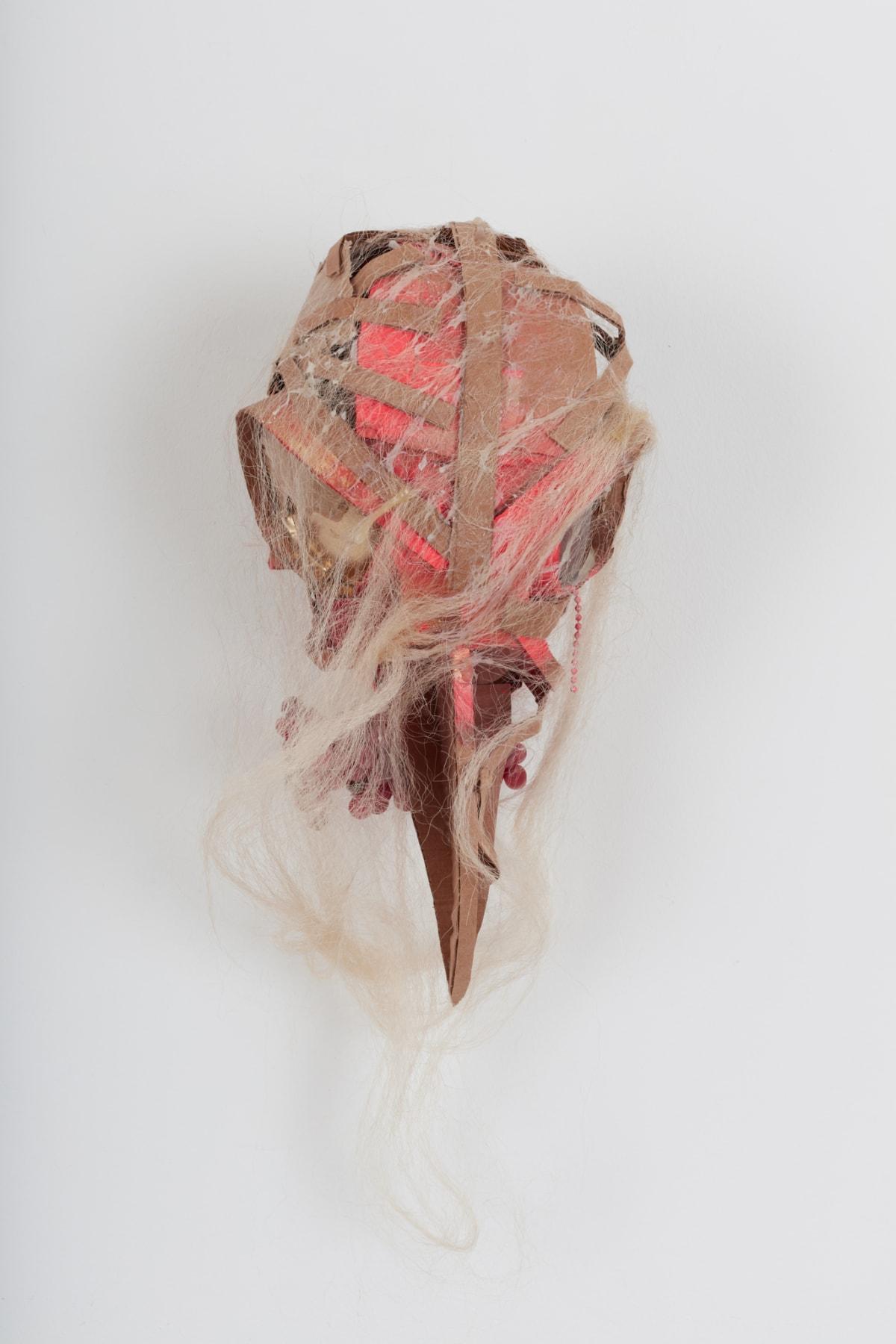 Lavar Munroe, Small Solider War Mask: Mask of Death, 2018