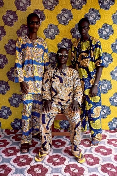 Untitled (From Dahomey to Benin series)