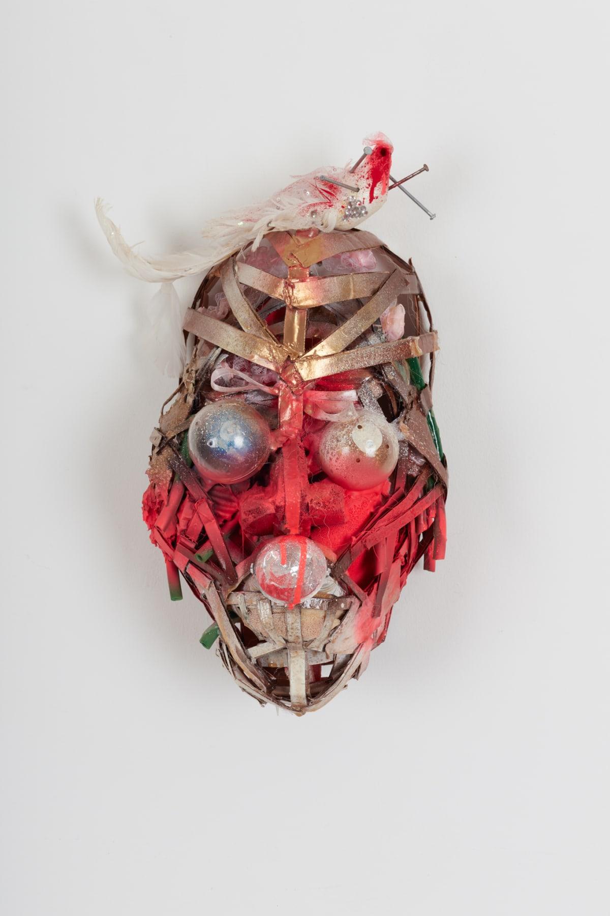 Lavar Munroe, Small Solider War Mask : War General, 2018