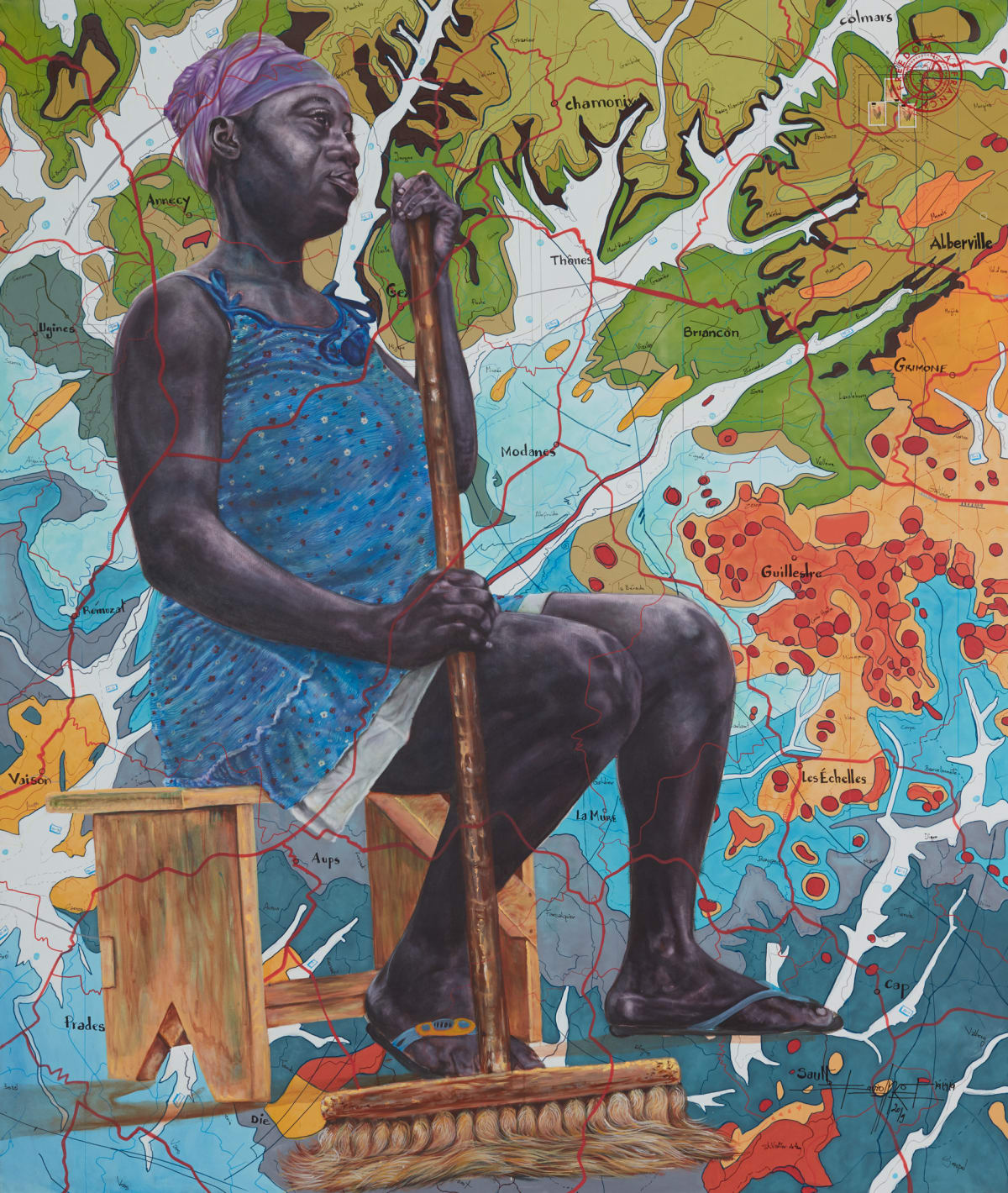Jean David Nkot, ##The Woman Power.org.com, 2019