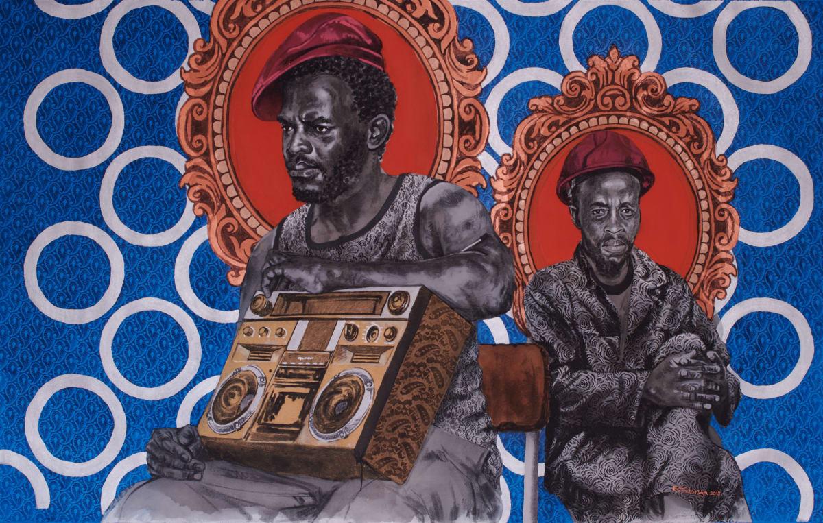 Bambo Sibiya, Sounds of Hope, 2018