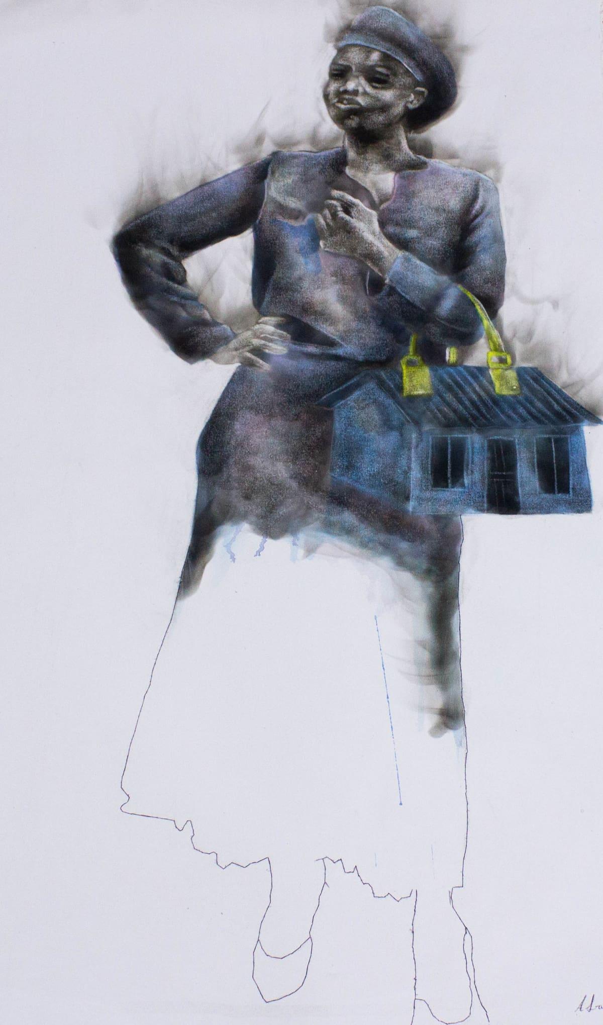 Azael Langa, Untitled, 2019