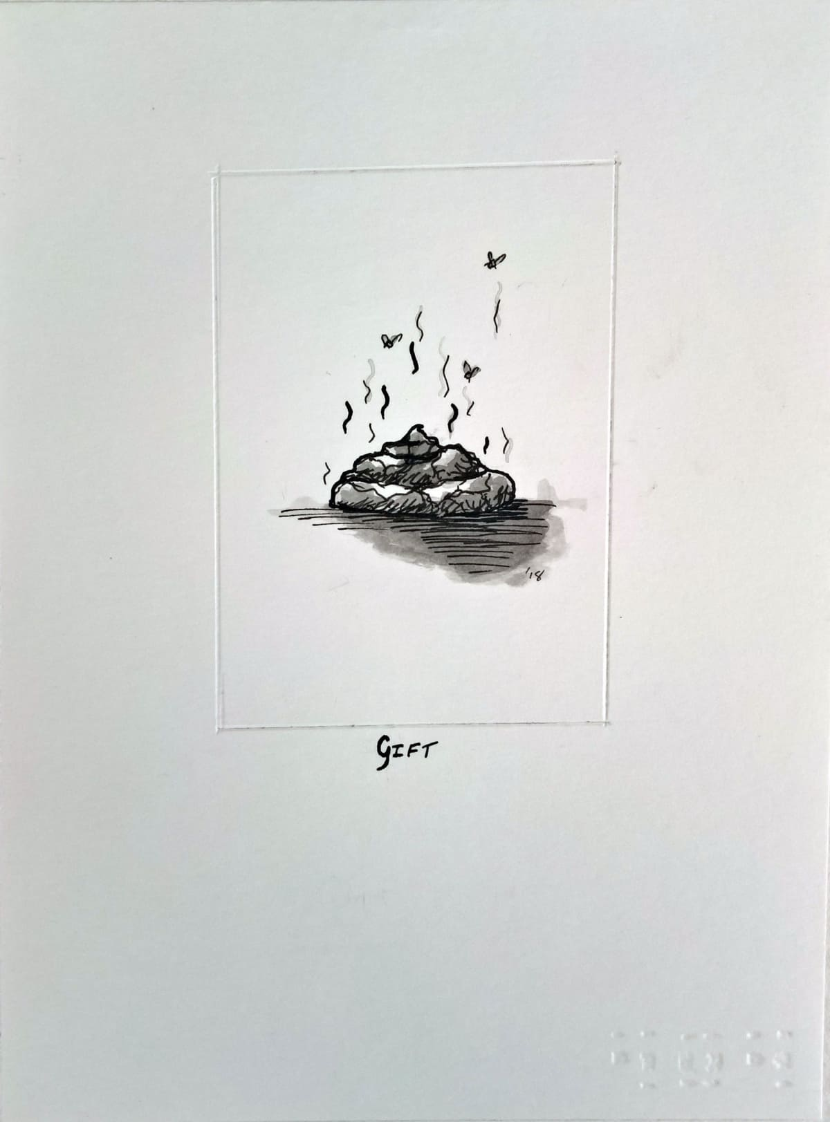 404, Gift (A), 2018