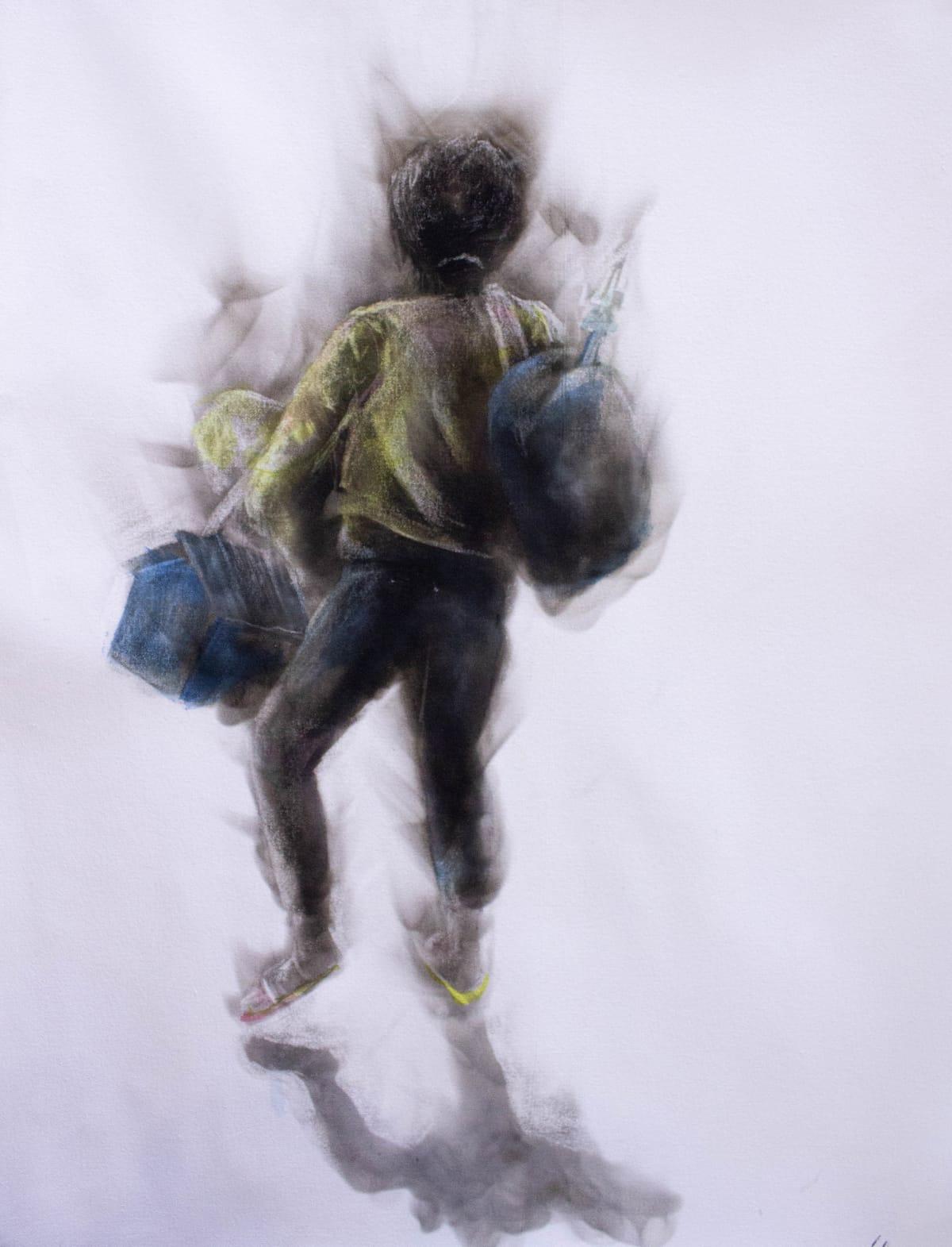 Azael Langa, Untitled, 2018