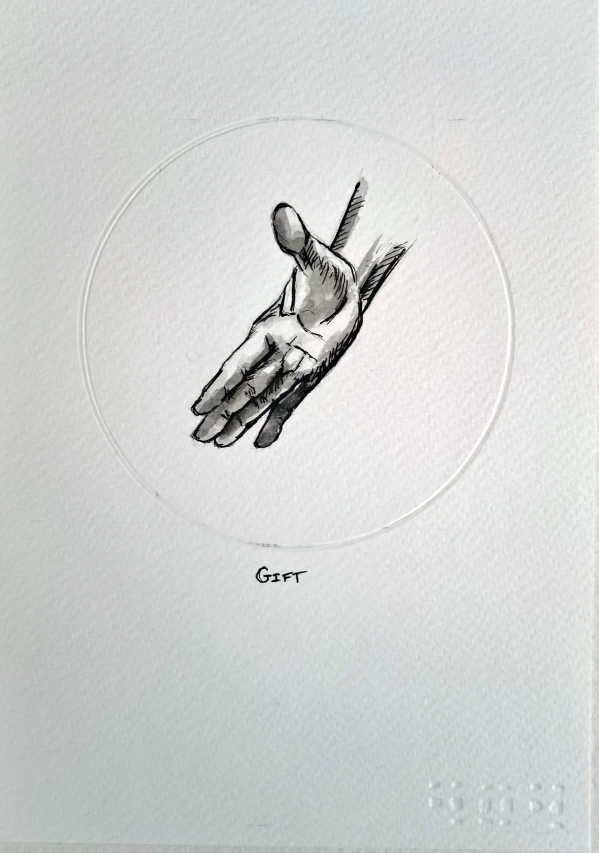 404, Gift (B), 2018