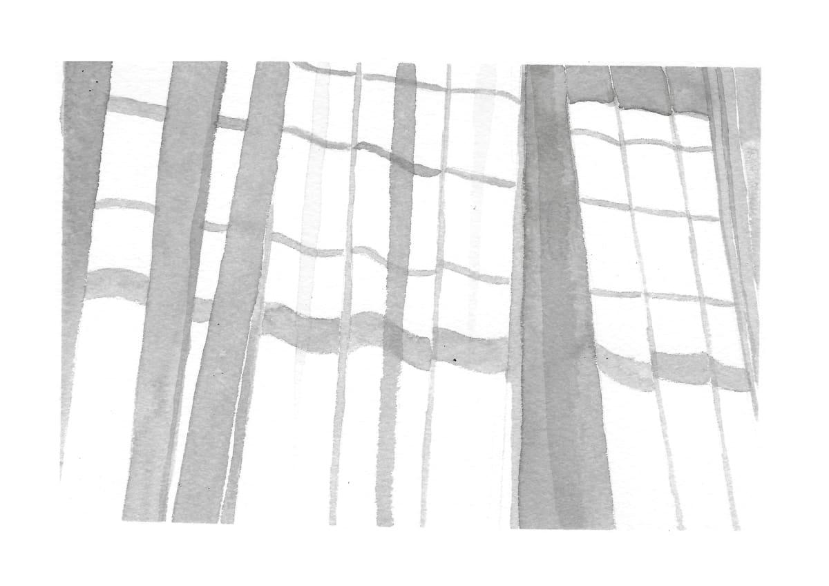Kleanthi Tselentis, Morning Curtains, 2018
