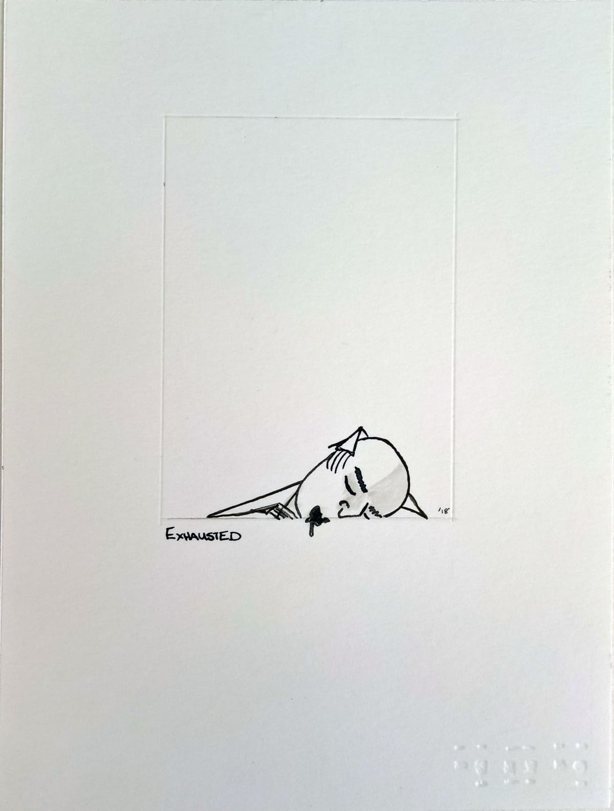 404, Exhausted (A), 2018