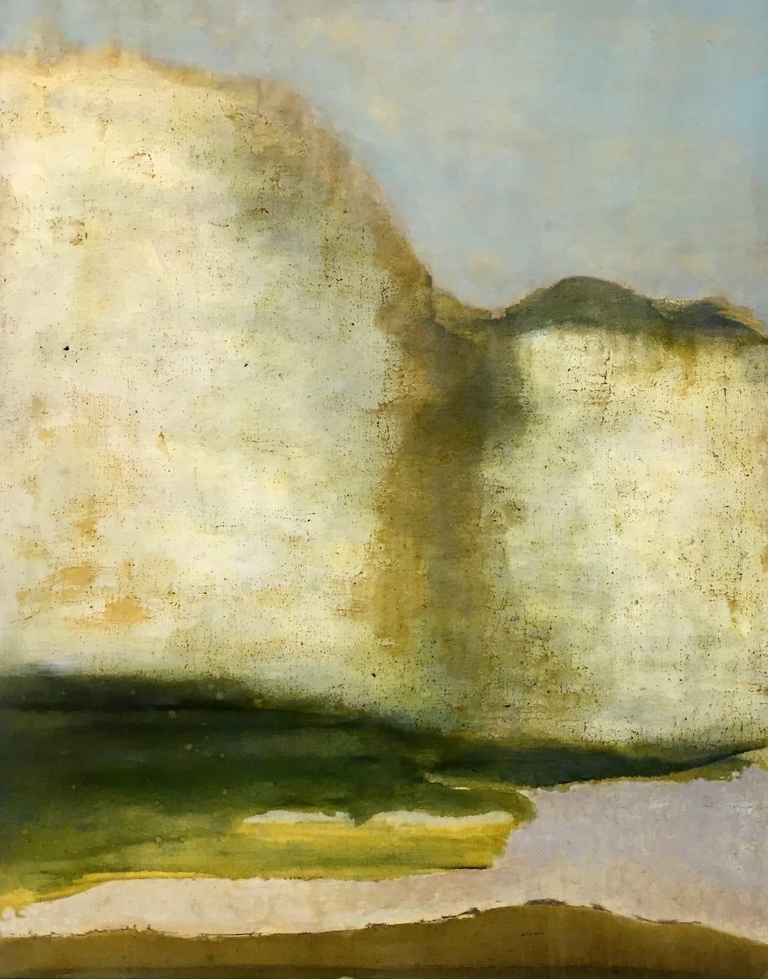 David Konigsberg, Late Day Cumulus, 2019