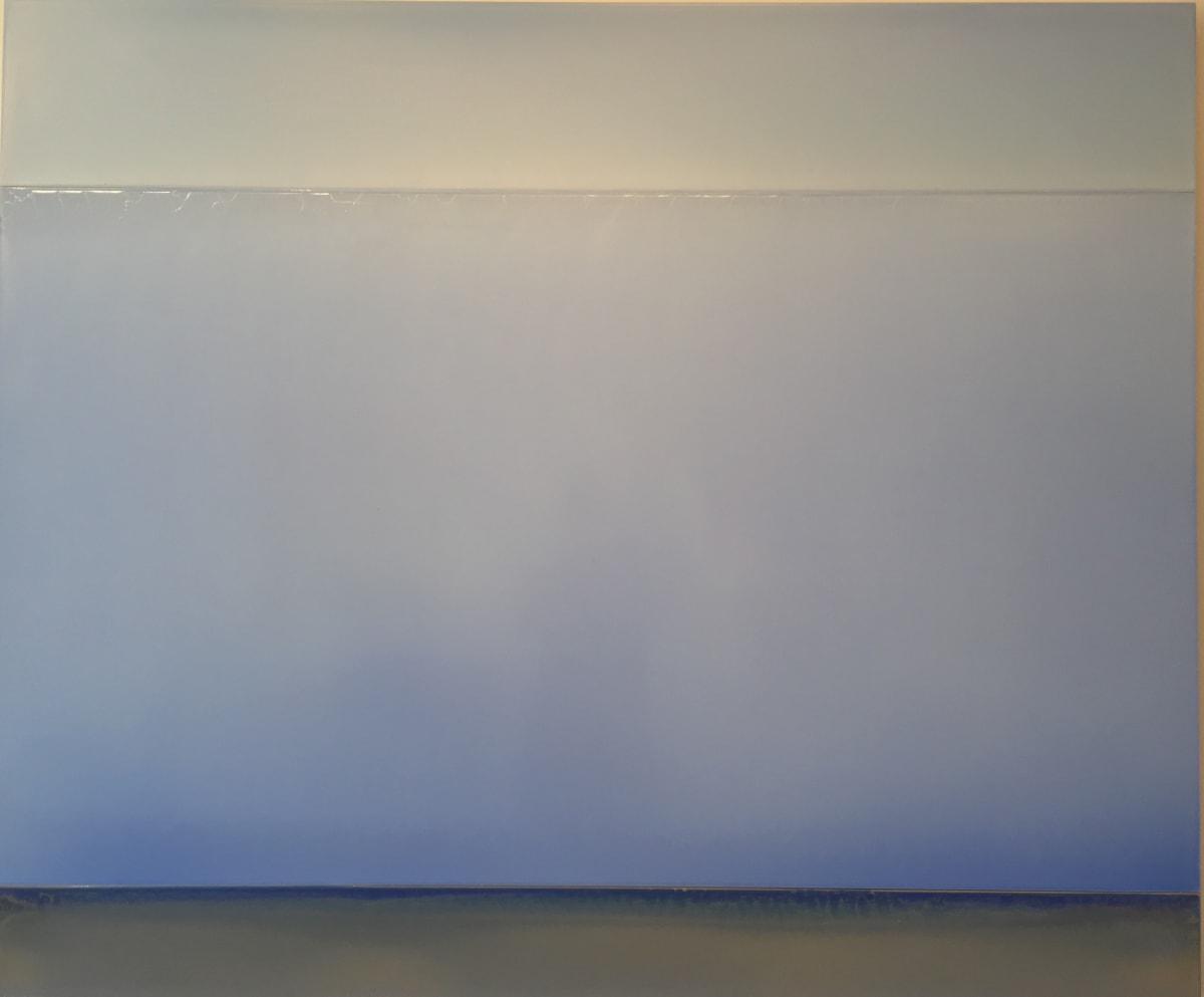 Susan English, Sea/Wall, 2019