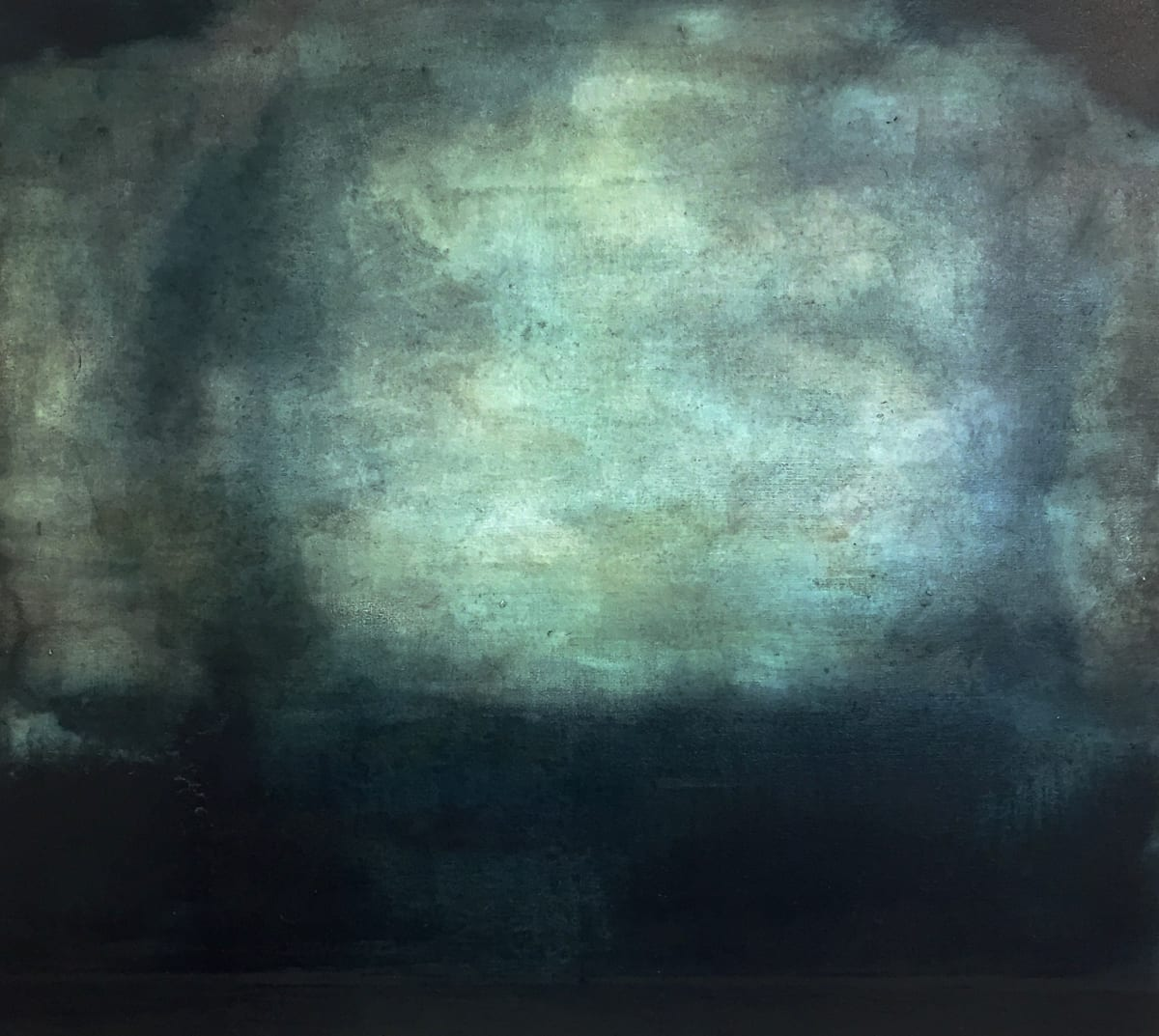 David Konigsberg, Night Cumulus, 2019