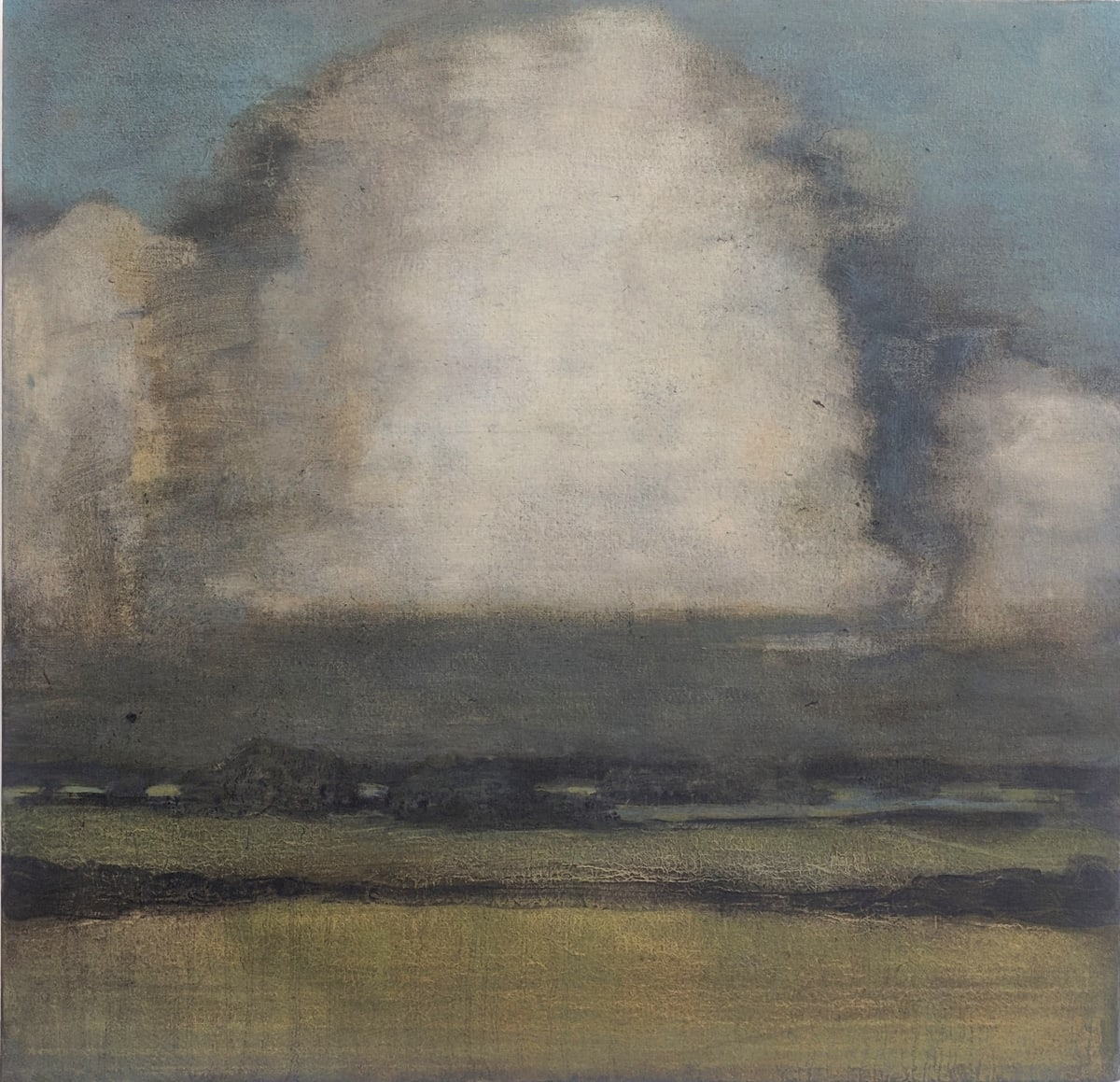 David Konigsberg, Looming Cumulus, 2019