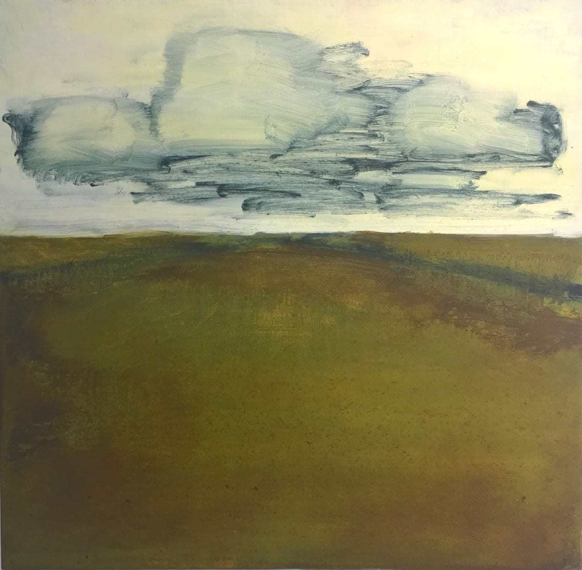 David Konigsberg, Hayfield, 2019