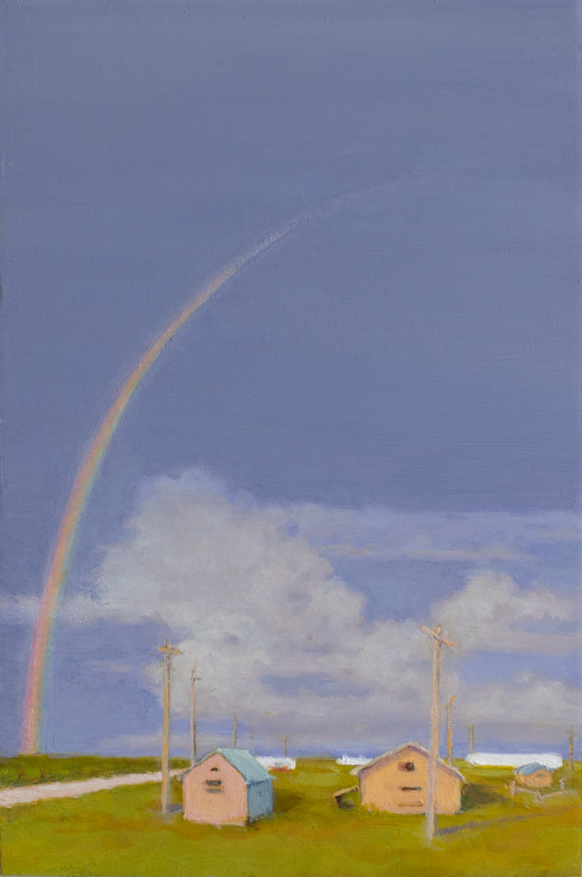 Sally Maca, Little Rainbow Farm, 2019