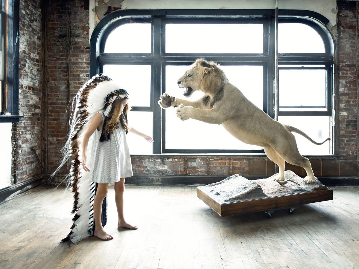 Adrien Broom, Lion's Breath, 2012