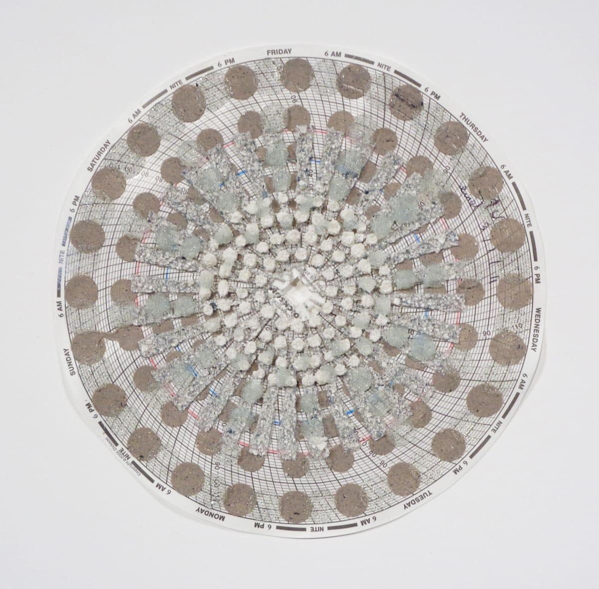 Eleanor White, Graph Mandala 009, 2018