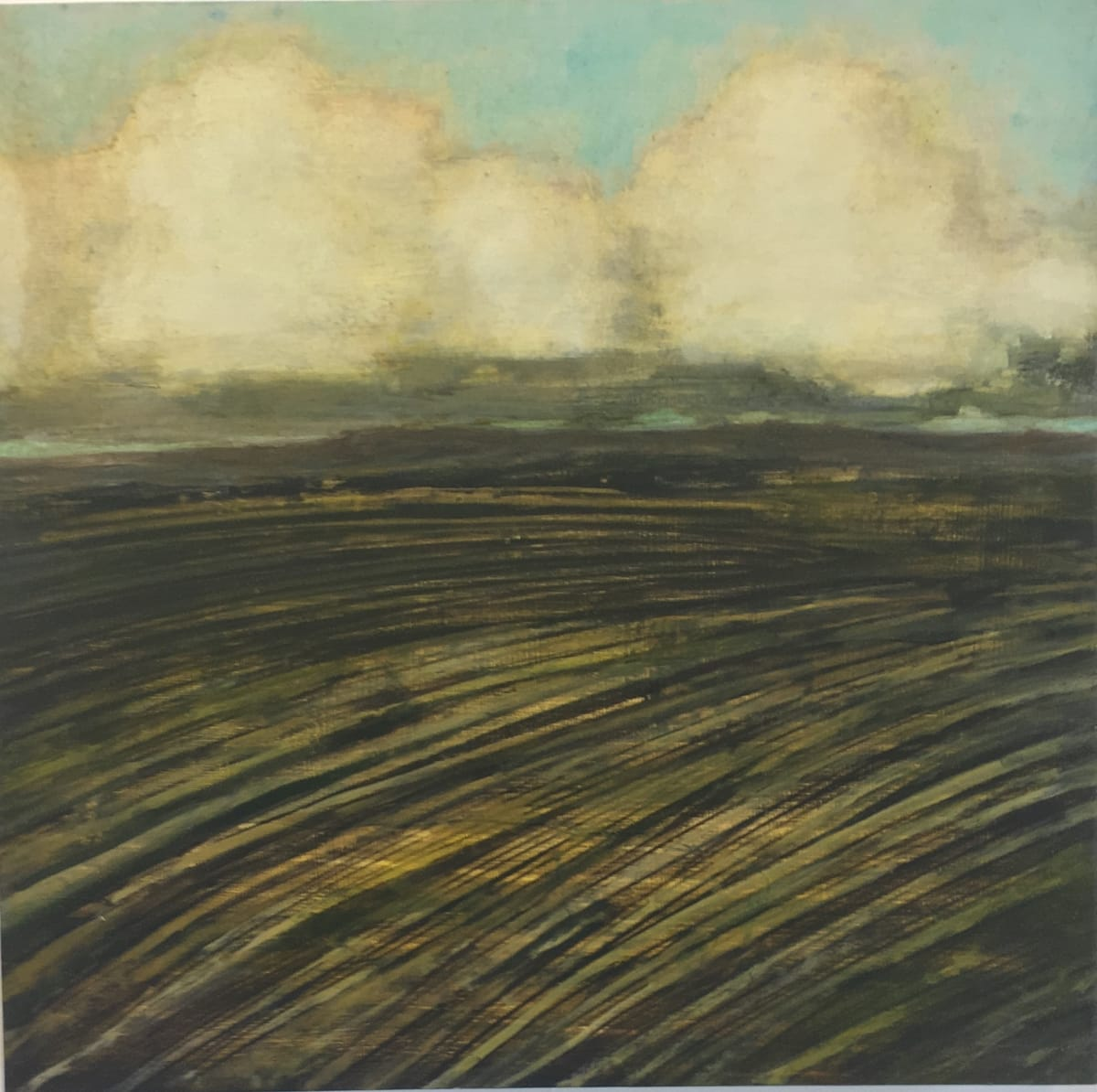 David Konigsberg, New Field, 2019