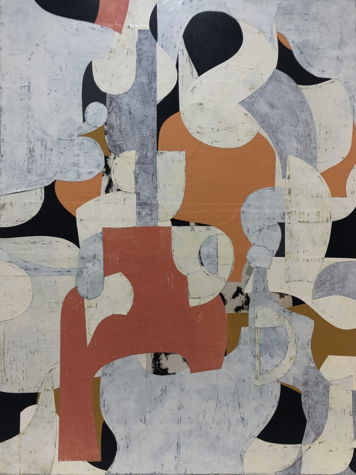 Daniel Anselmi, Untitled (3-10), 2017