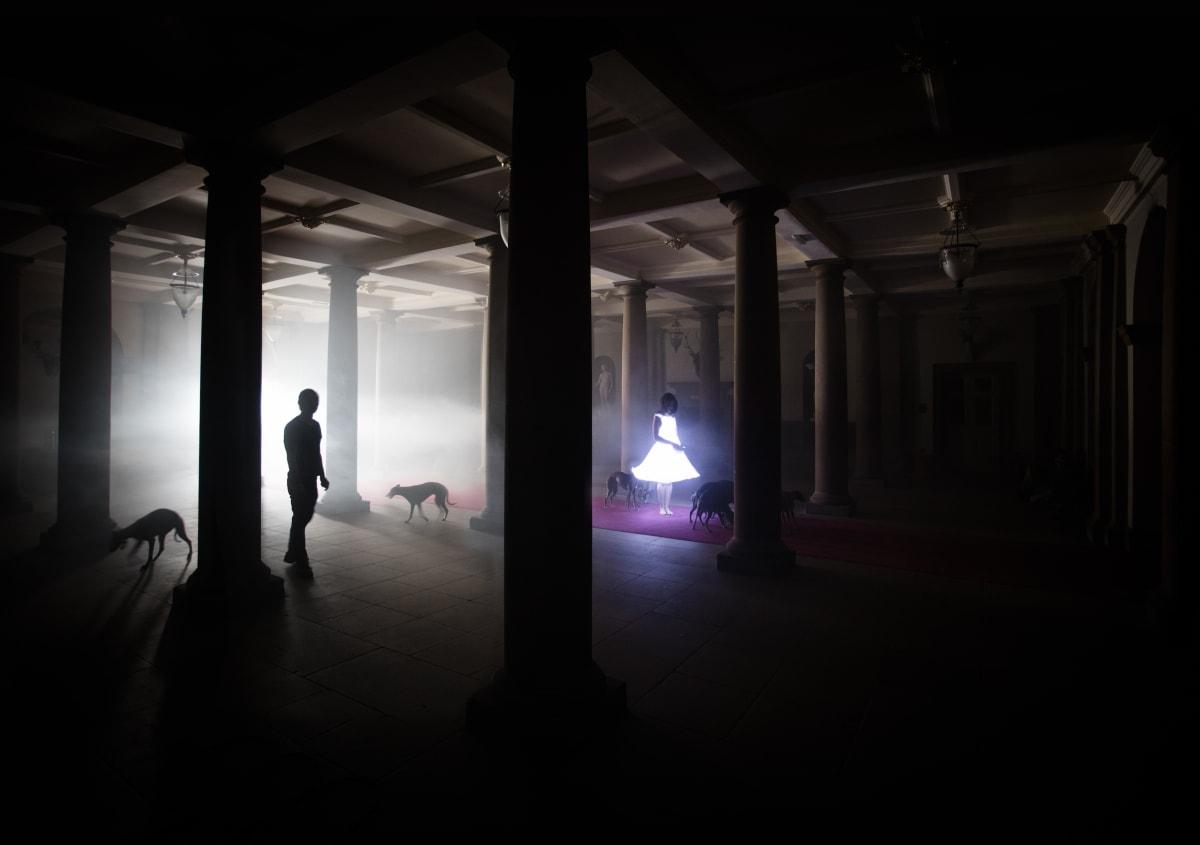 Adrien Broom, Forest of Columns, 2016