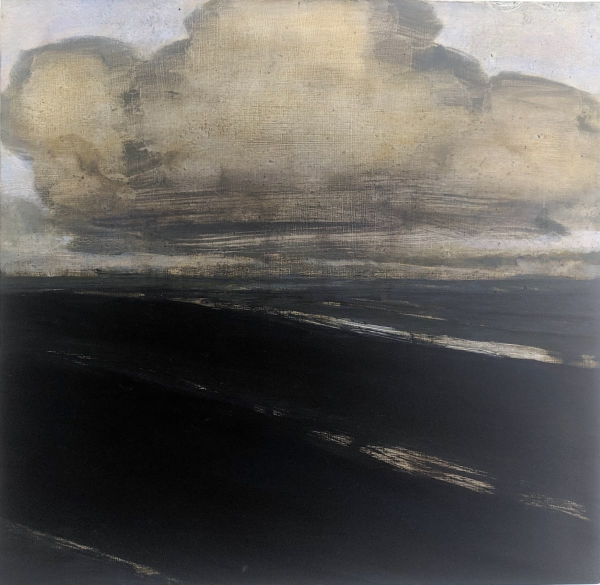 David Konigsberg, Approaching, 2019