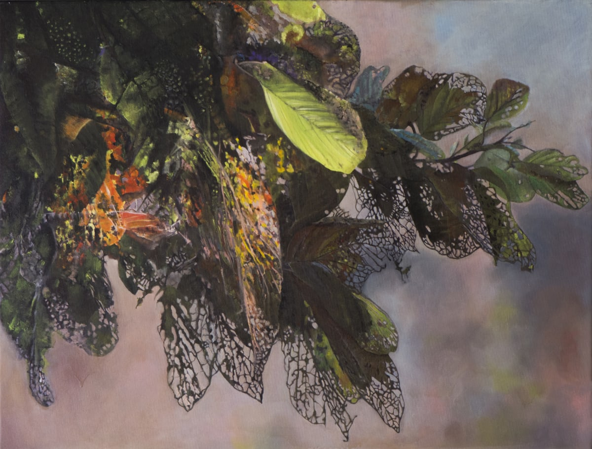 Domenico Pasqua, Leaves, 2019