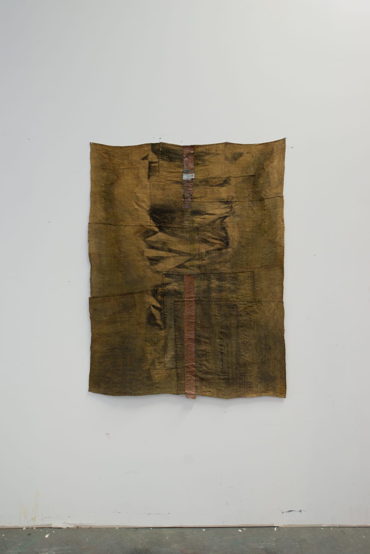 Tahir Carl Karmali, Skin into blankets, 2018