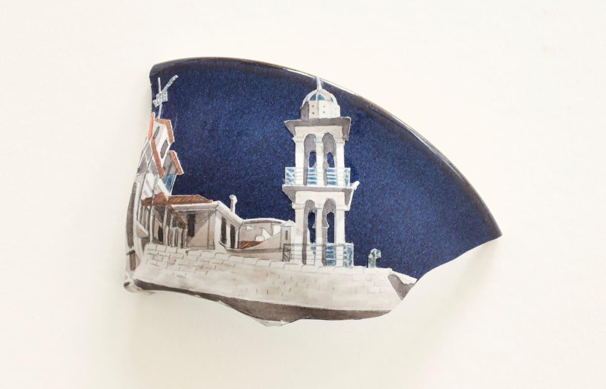 Anne Desmet, Skopelos Fragment, 2019