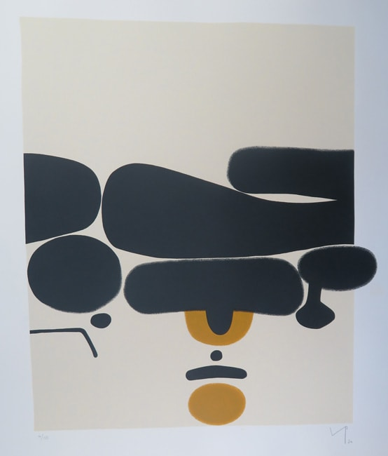 Victor Pasmore Points of Contact no.33, 1980 Screenprint 63 x 51 cm edition of 100 with 20 artist's proofs