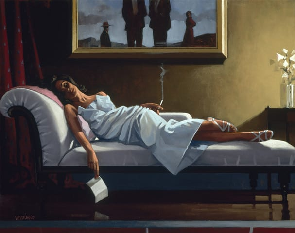 JACK VETTRIANO, The Letter