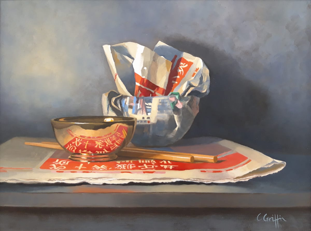 CAROLE GRIFFIN, CHINESE TAKEAWAY