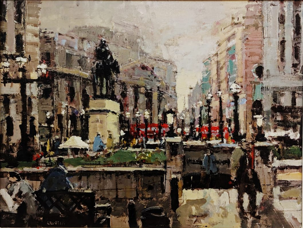ROBERT WELLS, ROYAL EXCHANGE I