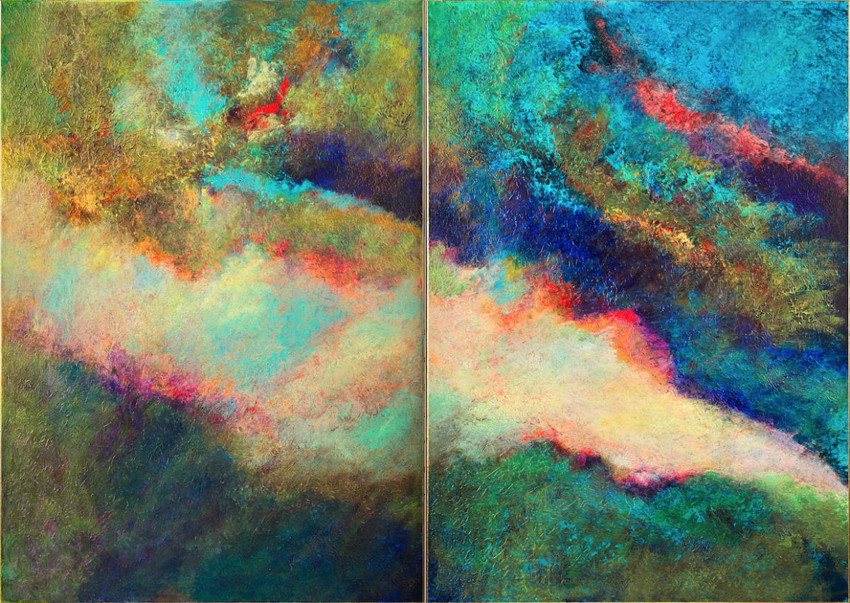 EXPANSE (DIPTYCH)