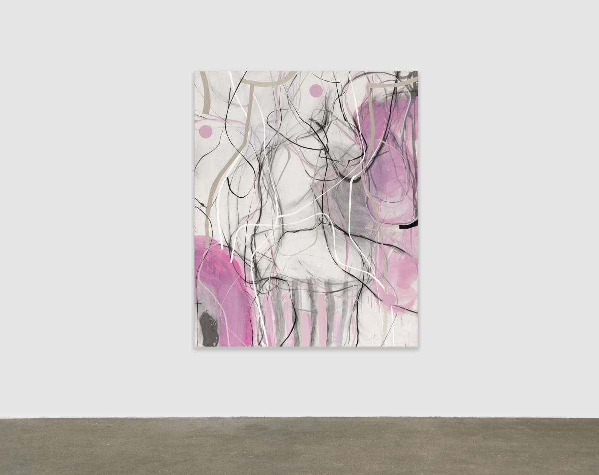 Zhou Li, The Peach Garden – Wood No.2, 2018
