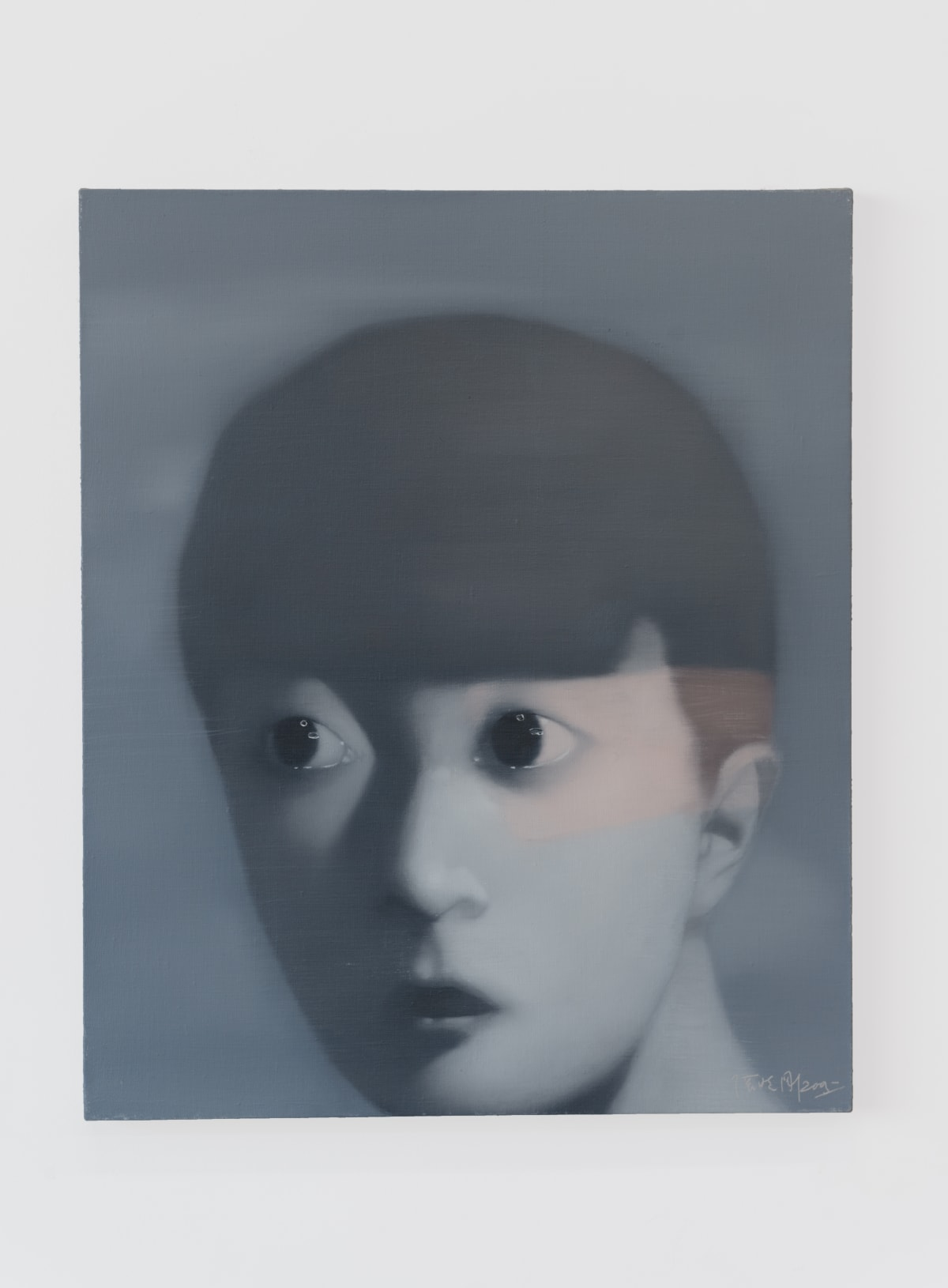 Zhang Xiaogang, Untitled (Bloodline Series), 2005