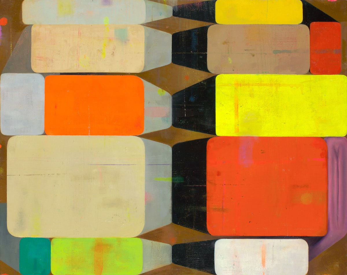 Deborah Zlotsky Yestermorrow, 2019 oil on canvas 16 x 20 in.
