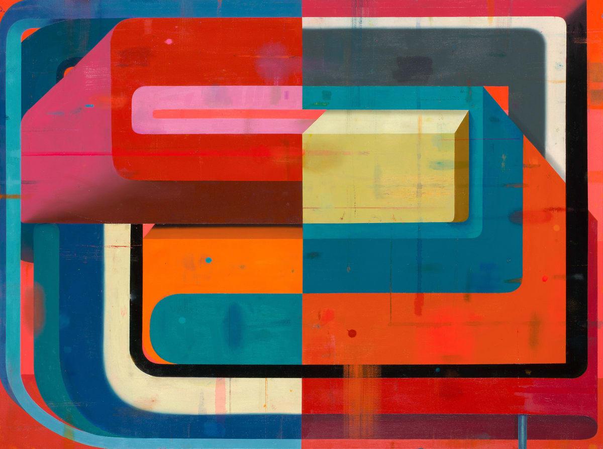 Deborah Zlotsky Sunshine Patriot, 2019 oil on canvas 36 x 48 in.