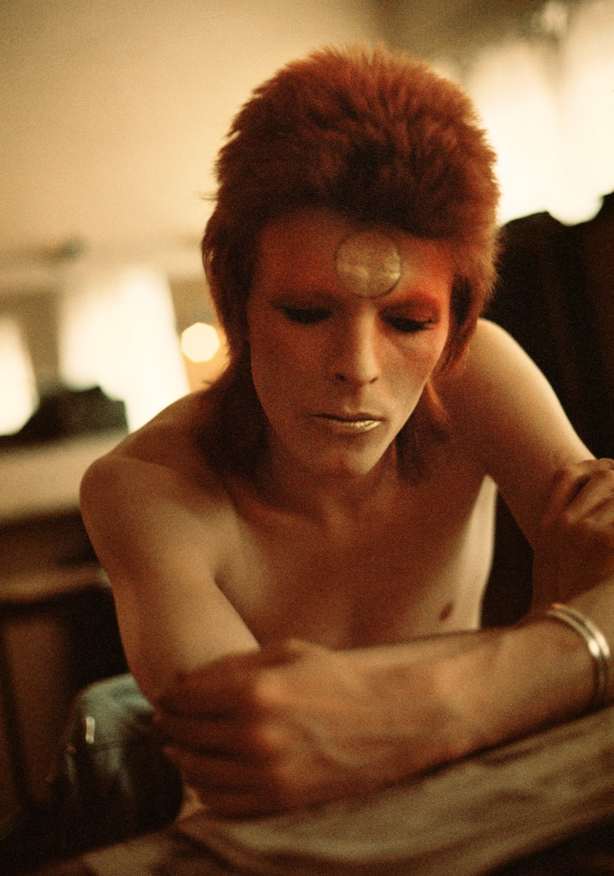 Geoff MacCormack, David Bowie: Hammersmith Odeon, London, 1973, 1973