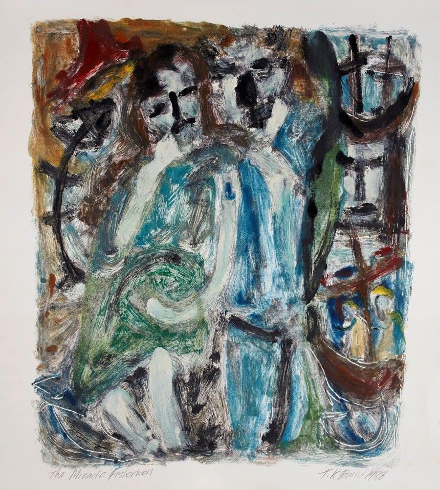 Tracey Emin C.B.E., R.A. (British, b. 1963), The Miracle Fishermen, 1986
