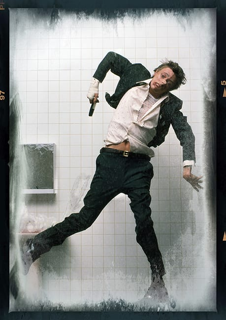 Brian Duffy, Lodger, 1979