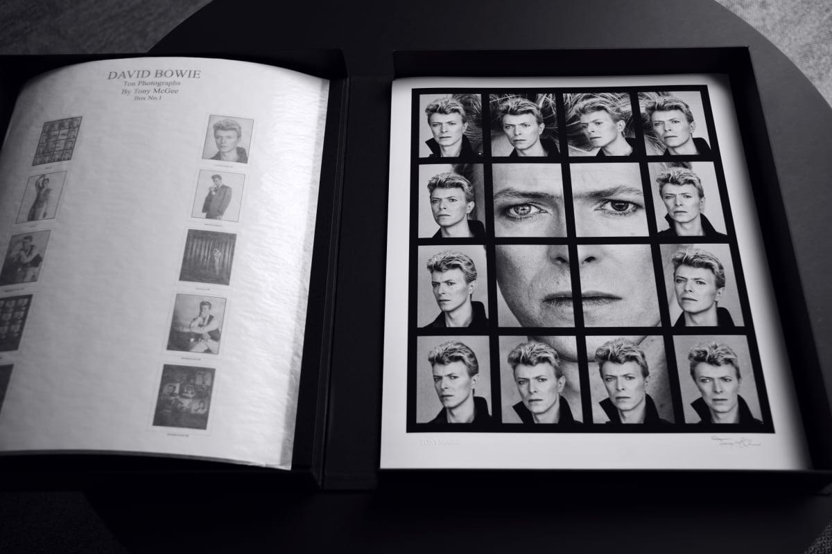 Tony McGee, David Bowie Box Set, 2019